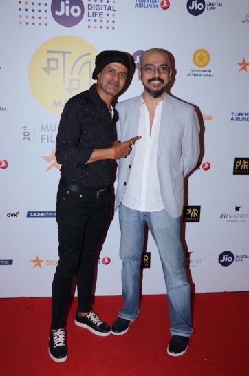 Bhonsle screening at MAMI