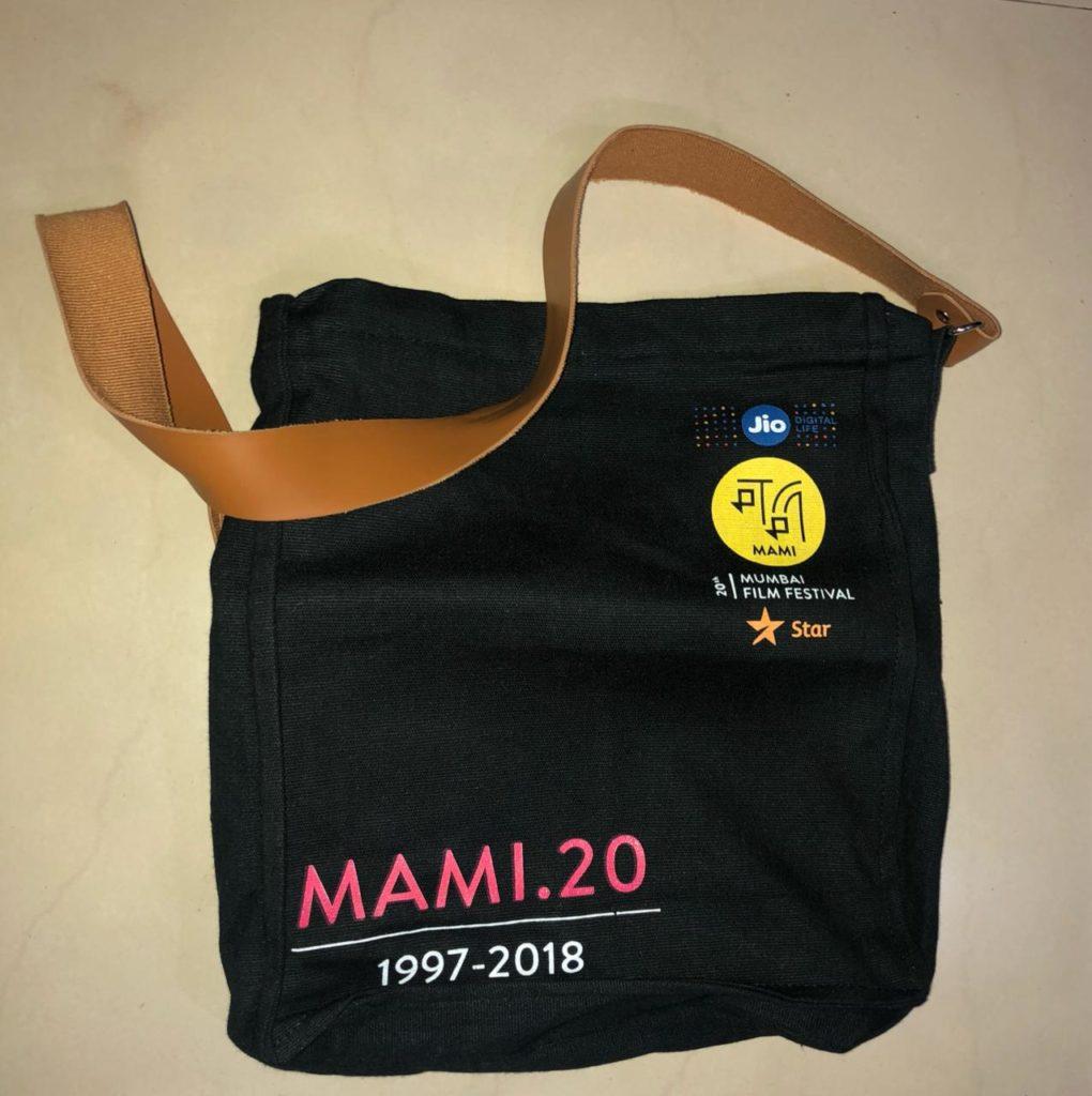 MAMI fest bag
