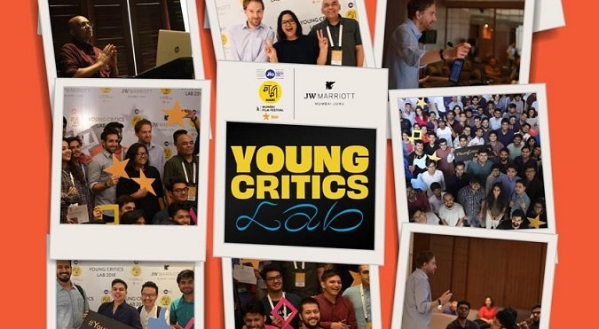 young critics lab 2019 edition