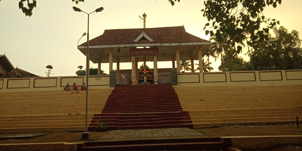 Velloorkunnam temple