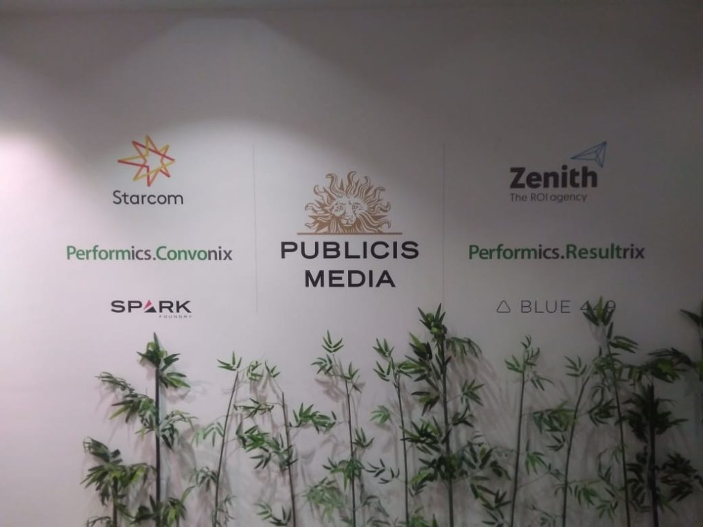 Performics India office in Lower Parel