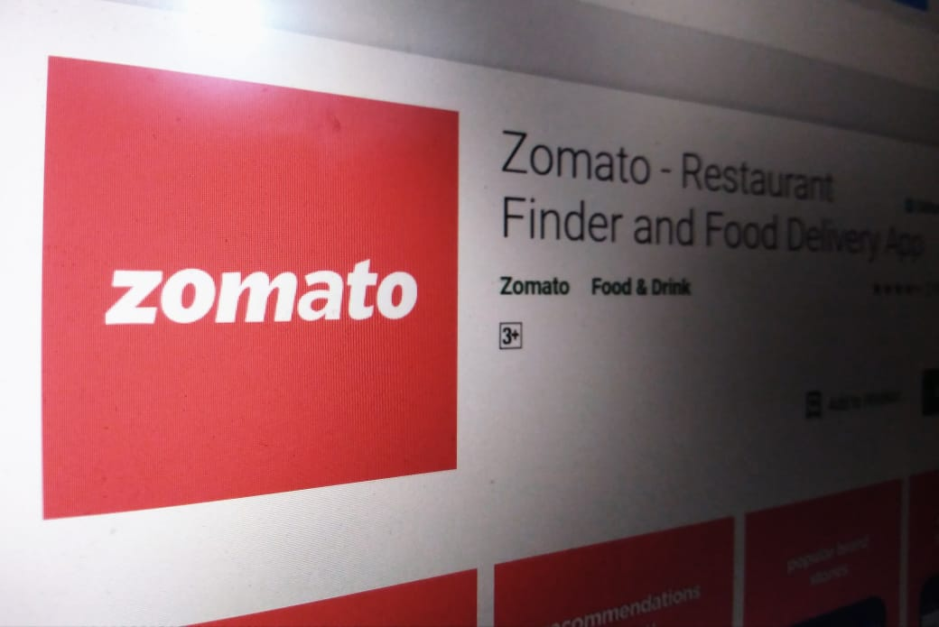Opinion on Zomato