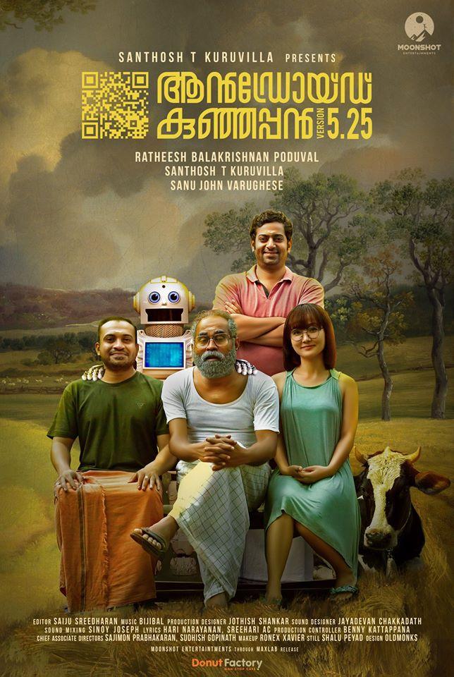 Android Kunjappan poster
