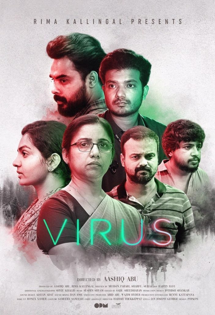 Virus Malayalam movie poster